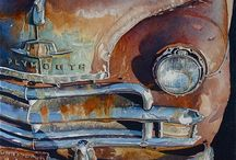Art - Dad's Old Cars, Moto, Bikes and ...
