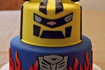 Kids Party - Transformers