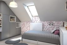 Kid's small bedroom / Inspiration projet futur
