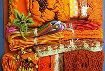 Orange - оранжевый цвет: ideas, projects, insptration