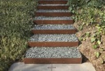 Outdoor stairs, steps, & entries