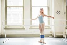 Ballet warm up