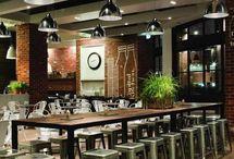 Restaurante,lanchonete,padaria,confeitaria / by Luciana Mota