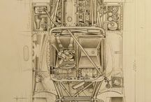 Illustrations voitures