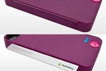 iPhone cases / colors / purple