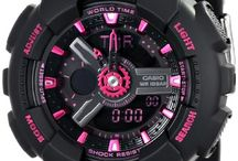 Baby-G Watches / Baby-G watches by Casio