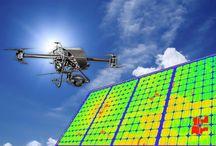 Flir Thermal Camera drones