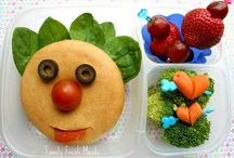 lunches / by Annette Bohlmann