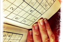Sudoku & Other Puzzles / A unique twist on sudoku, crosswords, word searches, and other puzzles.