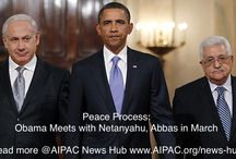 AIPAC News Hub / by AIPAC