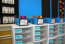 Classroom organization / by Mindy Gantert Bell