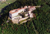 CastelBrando / Splendide immagini del castello medievale di Cison di Valmarino