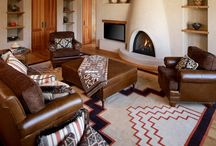 Southwestern Style Decor / We share ideas and tips for incorporating this earthy style into​ your decor.