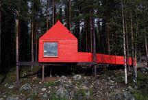 hotel & cabin