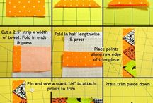 quilts-tutorials / by barbara strange