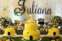 festa abelha