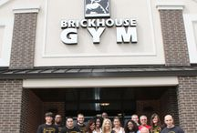 Brickhouse Gym / Stay in the know and up to date on the group classes at Brickhouse Gym.   http://thebrickhousegym.com/