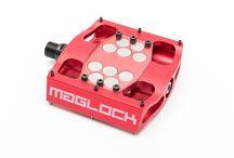 MagLOCK Bike Pedal / Magnetically Locking Bike Pedals