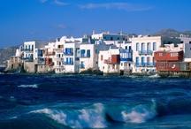 Mykonos Little Venice, a place to let your self get lost / http://lifethinktravel.eu/category/mykonos/
