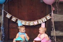 Babies' First Birthday