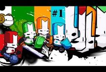 Castle Crashers! / Let's Play Castle Crashers (Co-Op)!  Hey guys, and welcome to our playthrough of castle crashers.  Castle Crashers is a 2D beat 'em up video game independently developed by The Behemoth and published by Microsoft Game Studios. It features music created by members of Newgrounds.