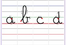 ecriture graphisme