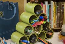 Recycling Ideas and Crafts / by Allison White