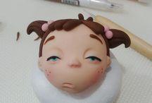 foundant cake
