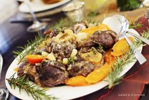 Lena's Cuisine - Dinners / Main courses recipes from http://lenascuisine.com