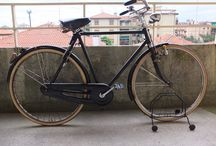 My bicycles / Biciclette