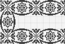 filet / tutti disegni del filet
