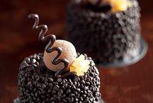 Schokolade Rezepte - Vom Schokoladenkuchen und Schokoladentoren / Schokoladenkuchen, Schokoladentorte, Schokolade selber machen - Rezepte und mehr