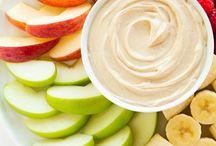 Snack Ideas / by Jeanette Ann