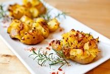 Potato Side Dishes / by Jessie Devereaux
