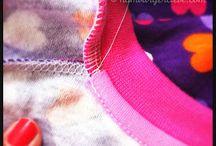 Sewing technics