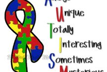I have a child w/ AUTISM, AUTISM doesn't have my child! / by Nicole Nunziata-Pappas