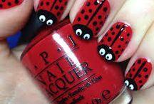 nail art / nagels