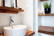 bathroom inspiration / by Suzanne Trevino