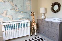 Nursery #3 / by Megan Hamerski