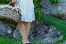 Summer picnic attire