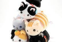 Kawaii plush toys
