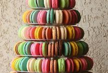 BAKING: French Macarons / by Angela Roberts-Spinach Tiger