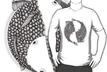 #Clothing with #illustrations - #Ropa con #ilustraciones - Shop Redbubble / Colección de prendas de #ropa disponibles online a través de la tienda #Redbubble. Encontramos todo tipo de #camisetas y sudaderas /////////////////////////// Collection of clothing available online through Redbubble store: #unisex #t-shit, #Scoop #neck, #TankTop, #GirlyFit, #V-Neck, #RacerbackTank, #BaseballSleeve, #LongSleeve, #Organic T-shirt, #Sweatshirt, #Hoodie, #Pullover, #Zipper