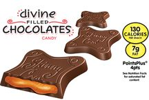 Guilt-Free Treats / Guilt-free treats from SkinnyCow! Who says we can't have our chocolate and eat it too?!! :)