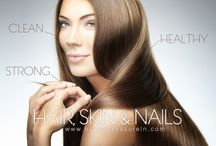 Hair, Skins & Nails