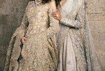 zahra's wedding clothes
