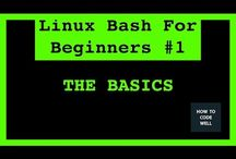 Linux Bash Tutorial For Beginners / Learn how how to use the Linux Bash shell with this beginners course