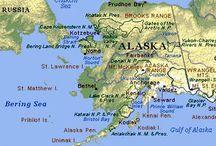 Alaska / Where I would love to live / by Kitty~ no pin limits Oskin )O(