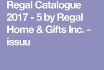 Regal Catalogue