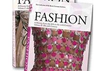 Fashion and Art Books